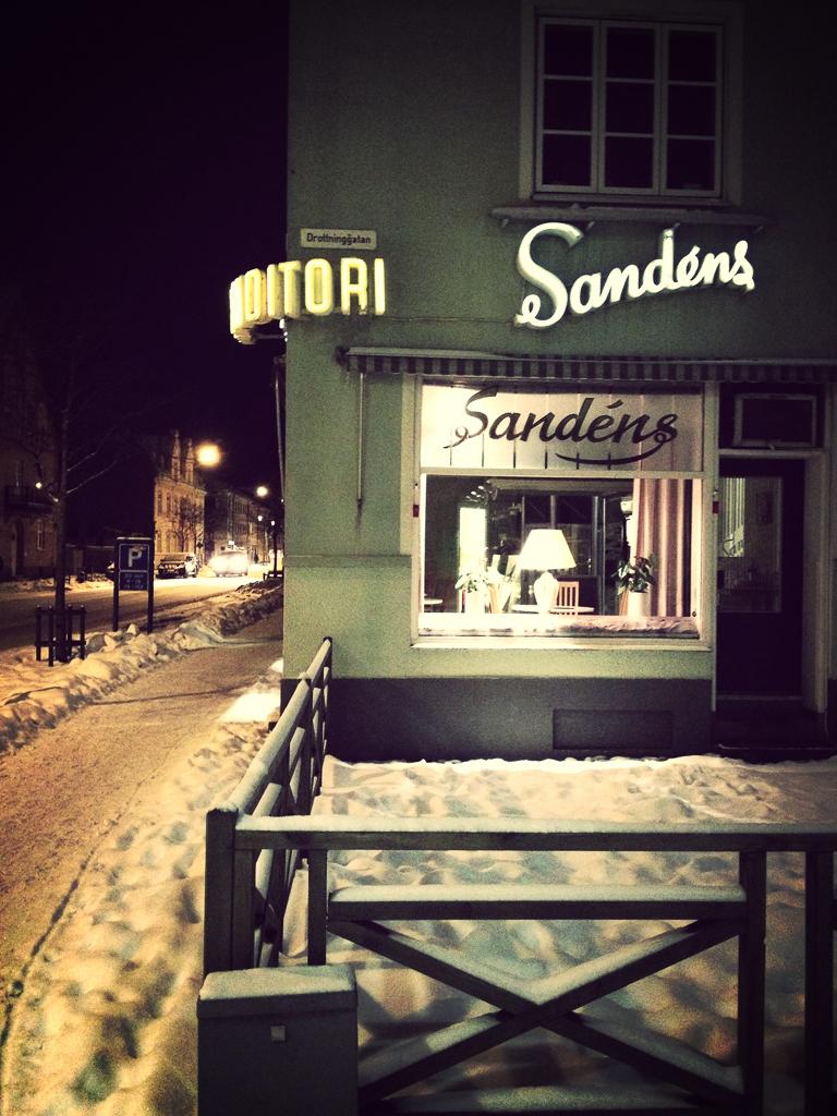 Sandens - 20130120