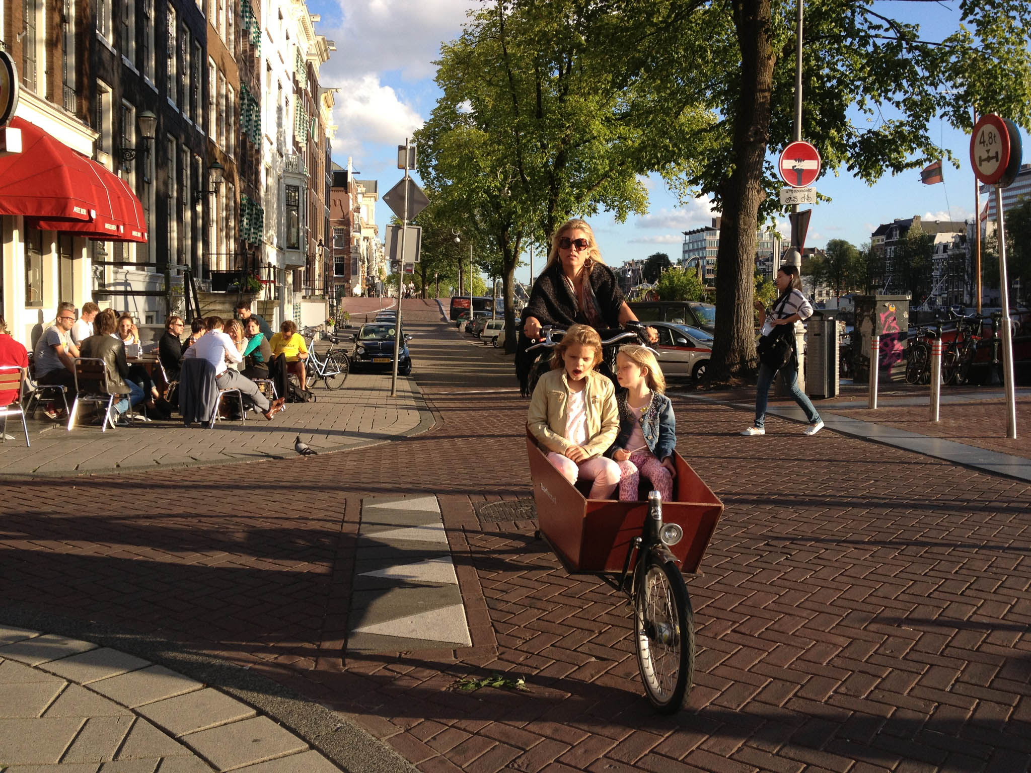 kids on a bike - 20130819
