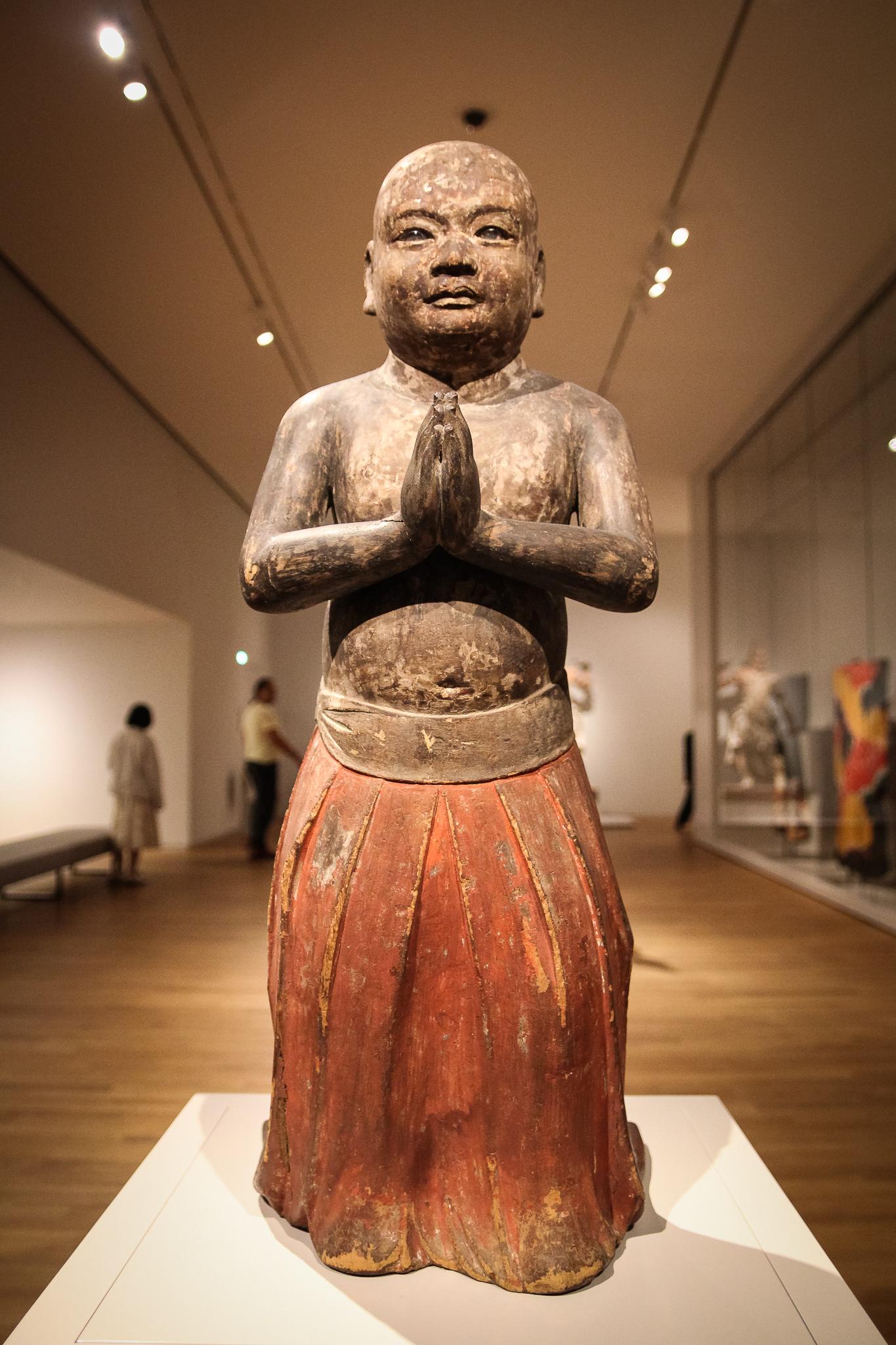 statue - rijksmuseum - 20130818